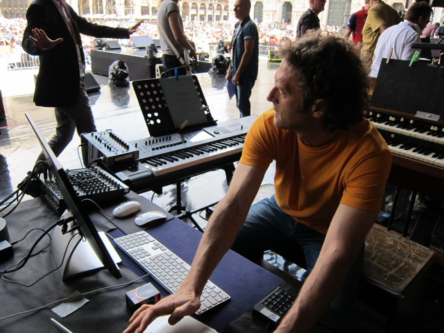 Giovanni boscariol radio italia live il concerto